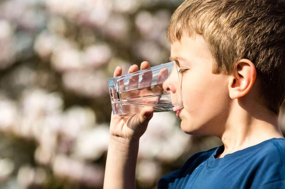agua alcalina como fazer
