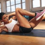 como fazer abdominal