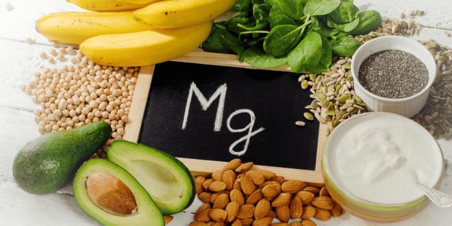 benefícios do magnesio