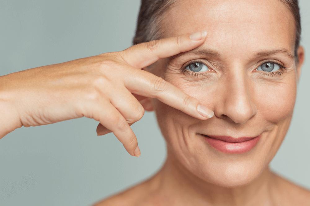 beneficios da luteina para os olhos