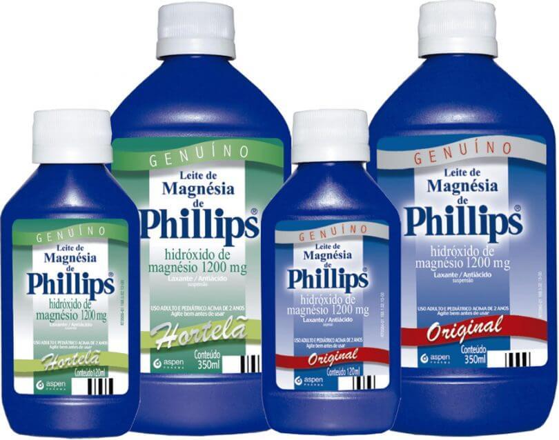 leite de magnesia phillips