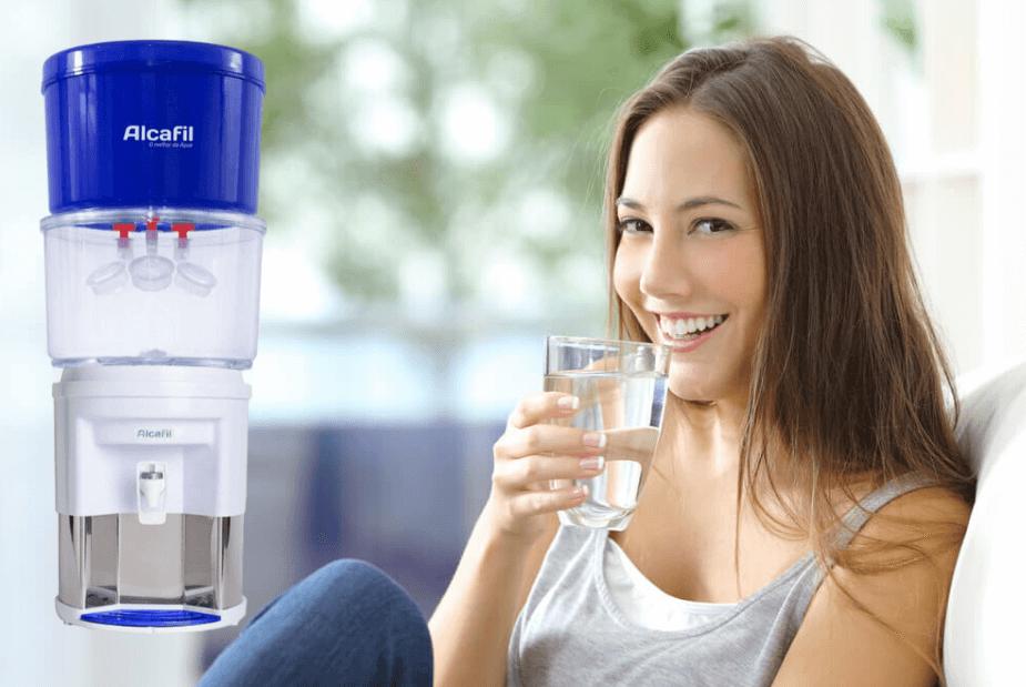 água ionizada