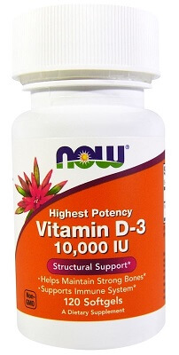 vitamina d3 now