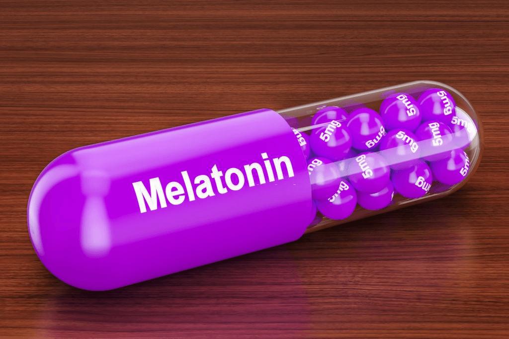 melatonina para sono